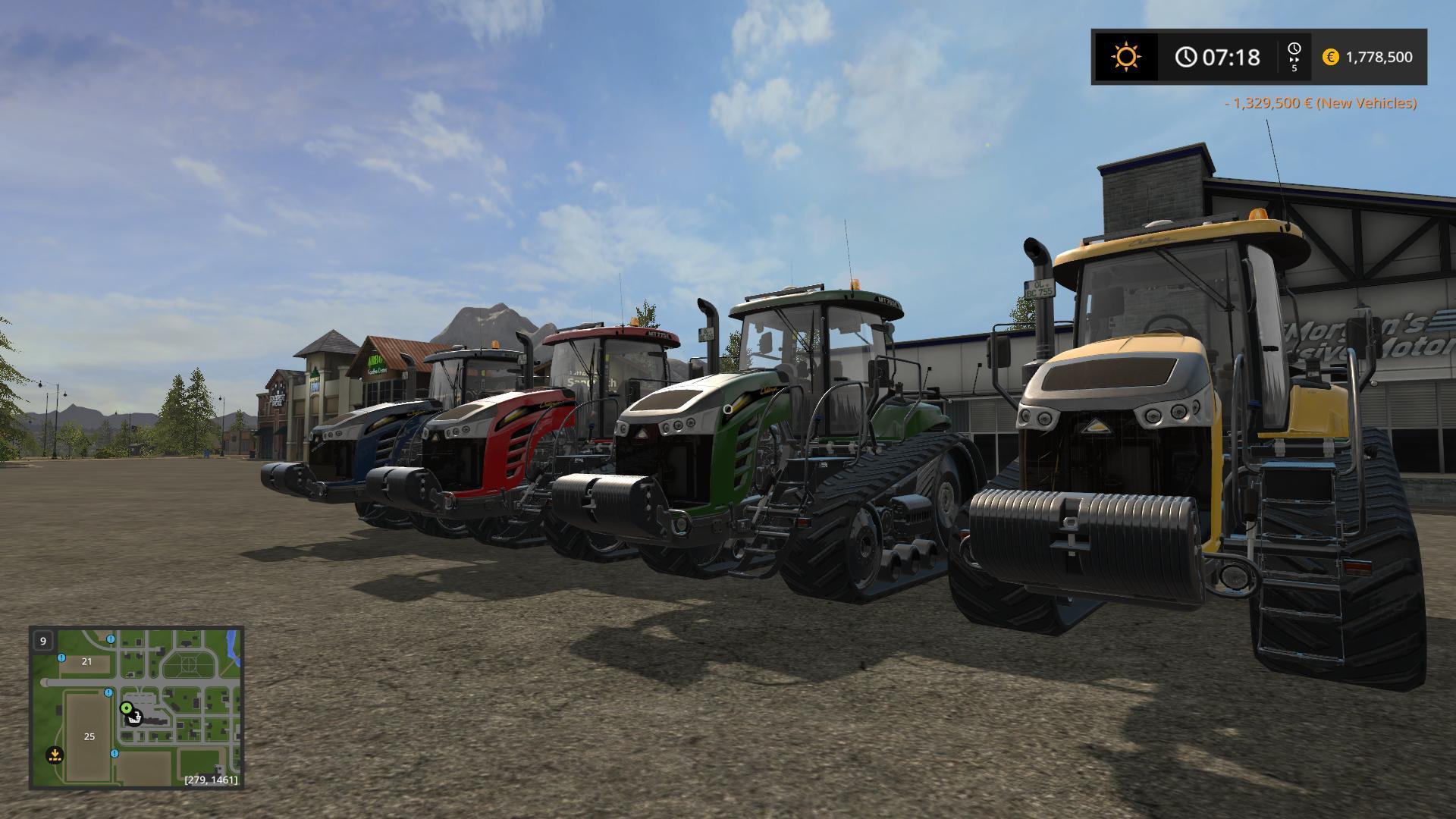 Best FS19 Tractor mods pack 2019 - Farming Simulator 19
