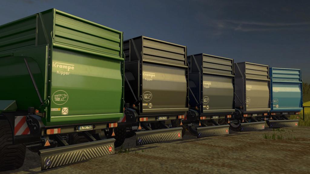 Best FS19 Trailers Mods - Farming Simulator 19 Trailers Mods
