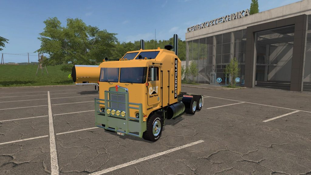 Best FS19 Trucks Mods - Download Farming Simulator 19 / 2019