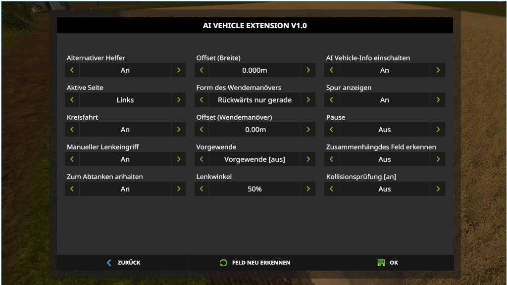 FS19 AI Vehicle Extension - Farming Simulator 19 Mod   FS19 mod