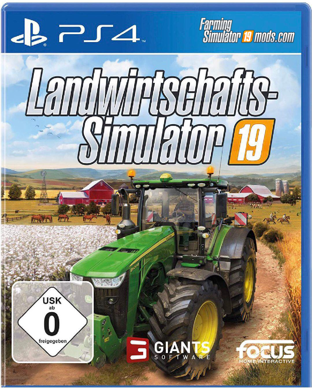 Types If Cars >> Farming Simulator 19: CLAAS & Dynamic Soil, All Features from the E3 - Farming Simulator 19 Mod ...