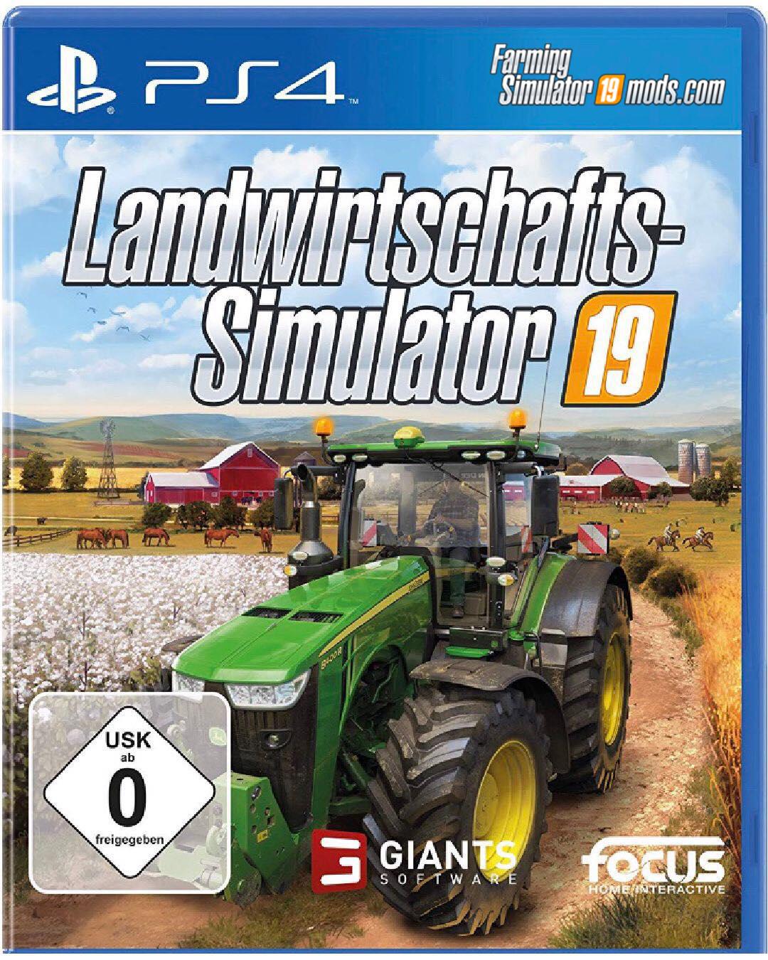 Farming Simulator 19: CLAAS & Dynamic Soil, All Features