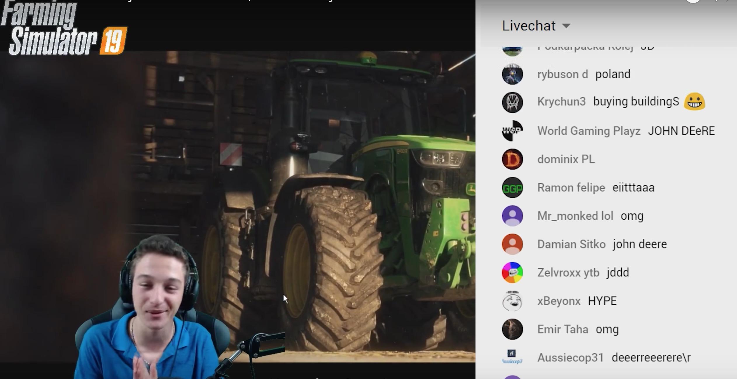 John Deere finally arrives to Farming Simulator 19 (NEW ...