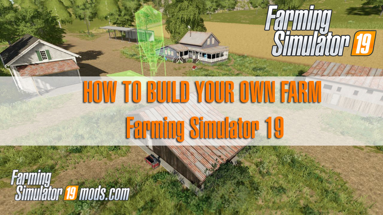 How To Buy Property Farm Sim 19