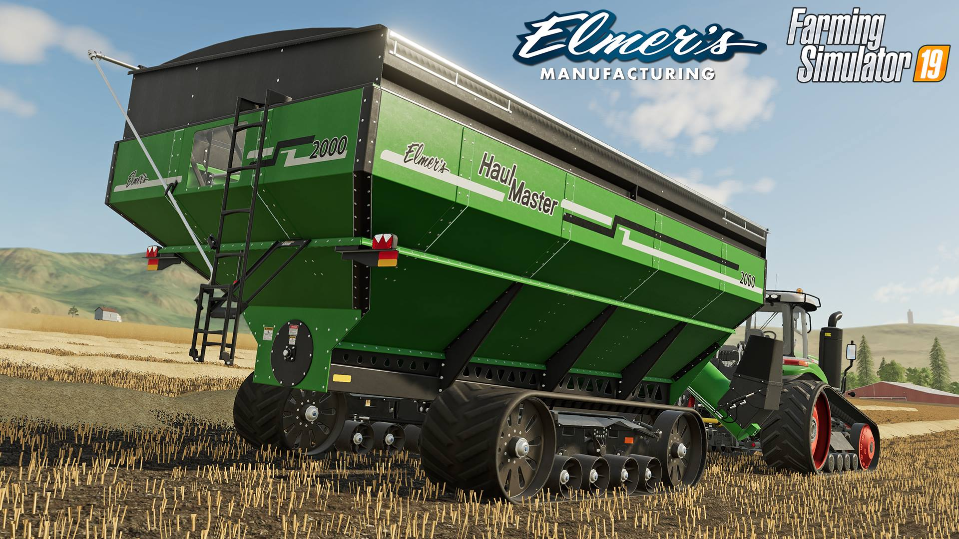 The Elmer's Manufacturing Haulmaster Brand will be in