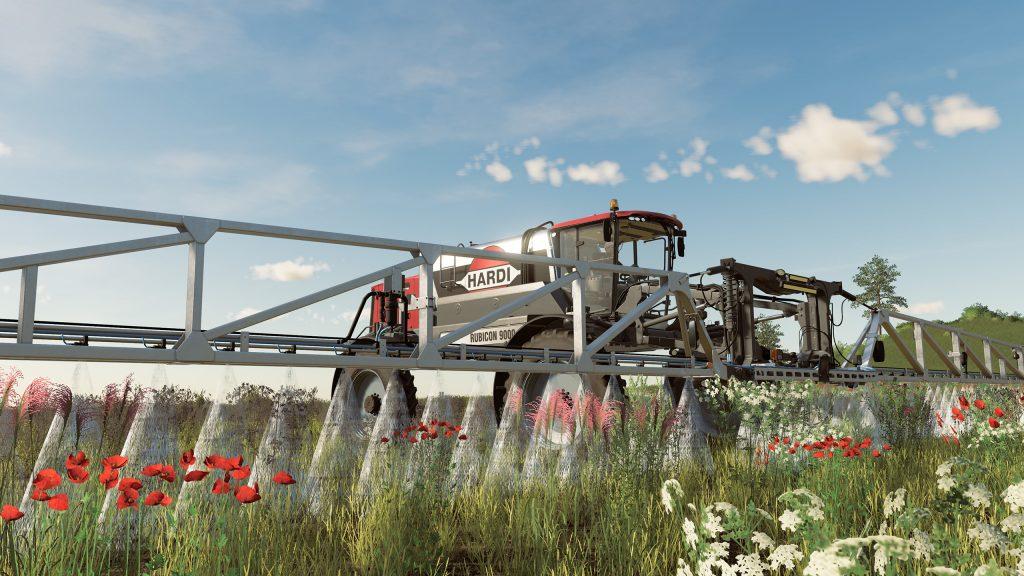 Farming Simulator 19 - New Crops & Weed Control - Farming