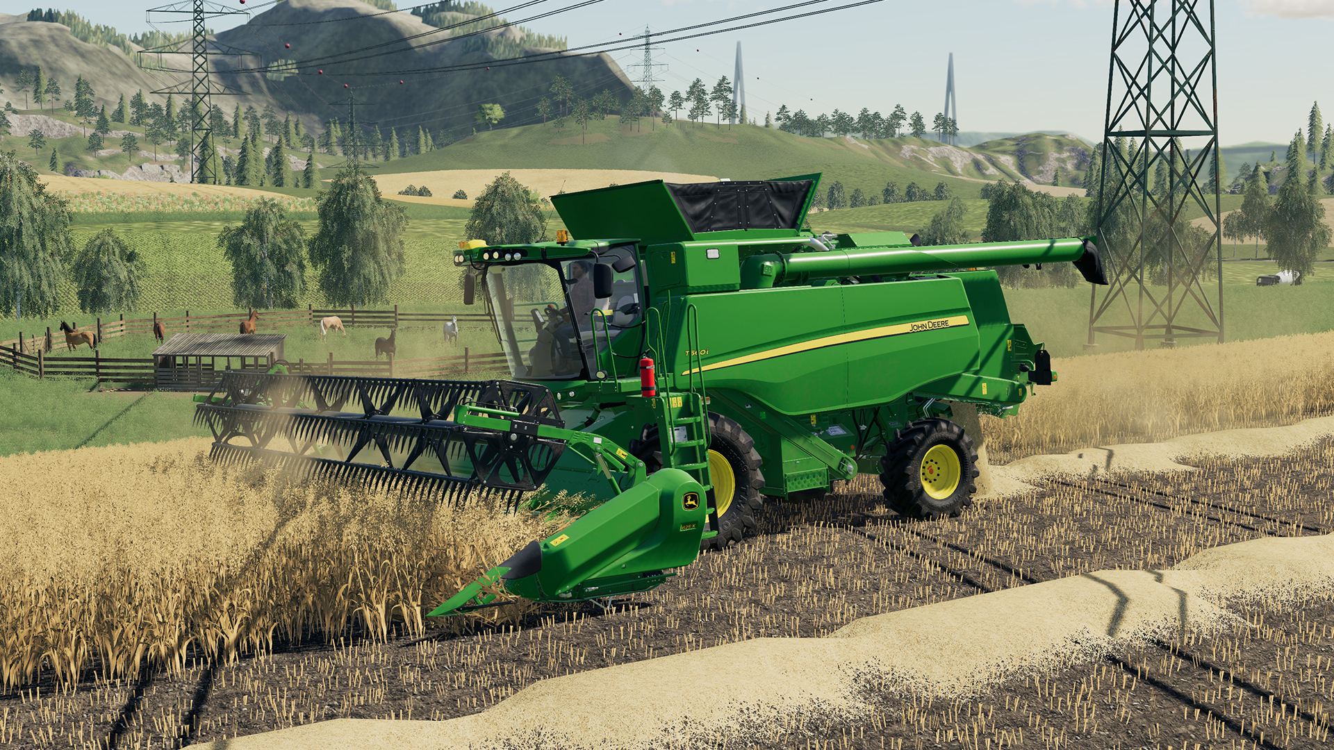 Farming Simulator 19 New Crops Weed Control Farming Simulator