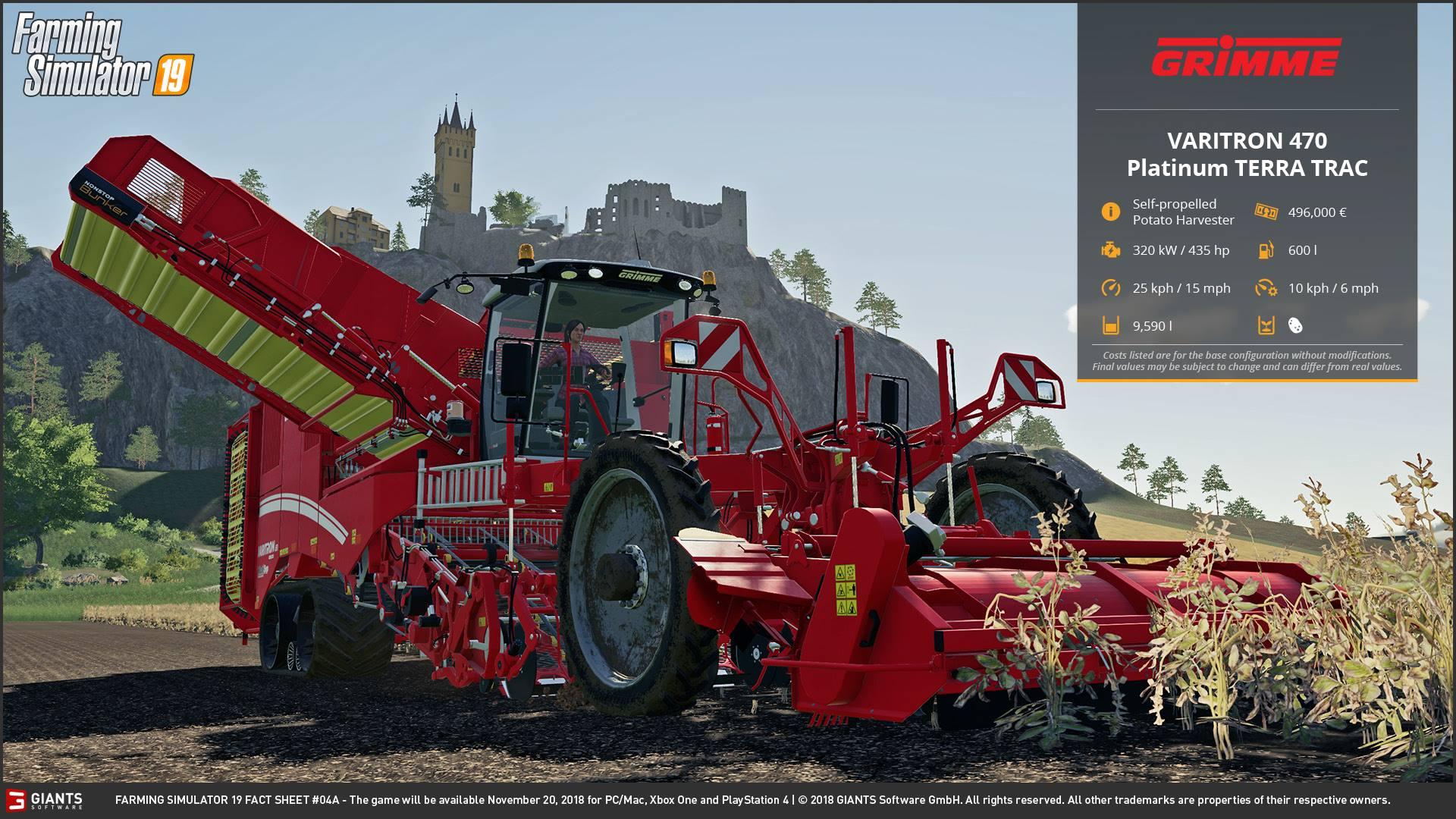Farming Simulator 19 - New Vehicles - Farming Simulator 19