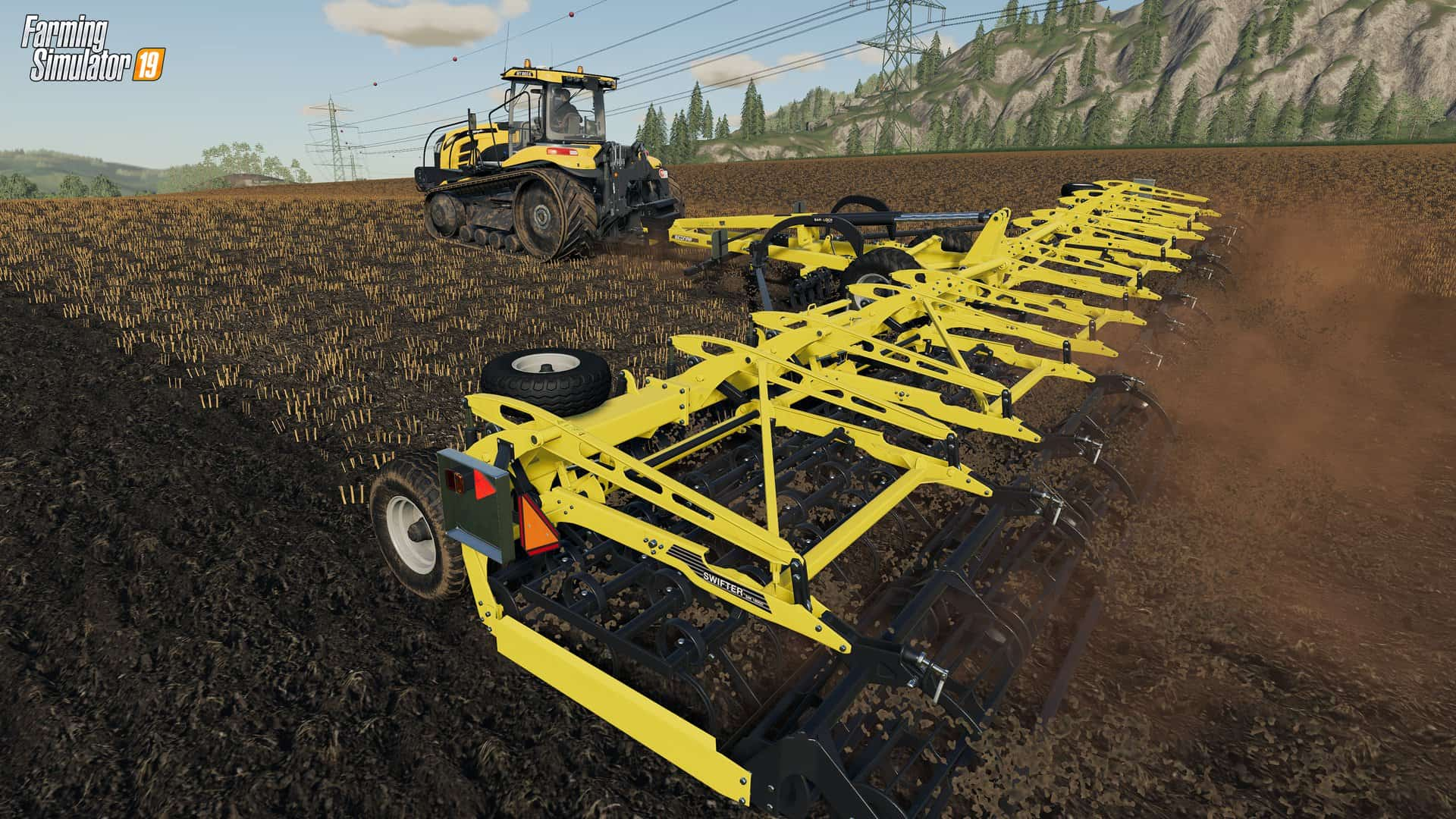 Farming Simulator 19 will have BEDNAR FMT - Farming Simulator 19 Mod