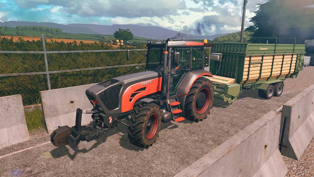 Never seen screenshots of Farming Simulator 19 (download