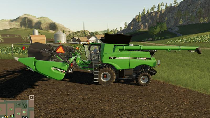 Case Ih 3162 Cutter V1 0 Fs19 Farming Simulator 19 Mod Fs19 Mod