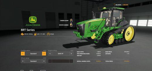 John Deere 8R Serie FSM-Edition v1 0 0 0 FS19 - Farming