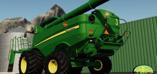 CASE Austoft 8800 +20m Sugarcane Harvester FS19 - Farming