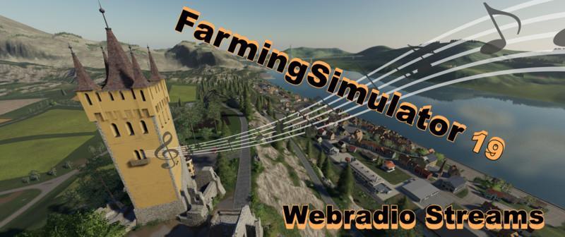 Radio Stream Germany v1 3 FS19 - Farming Simulator 19 Mod