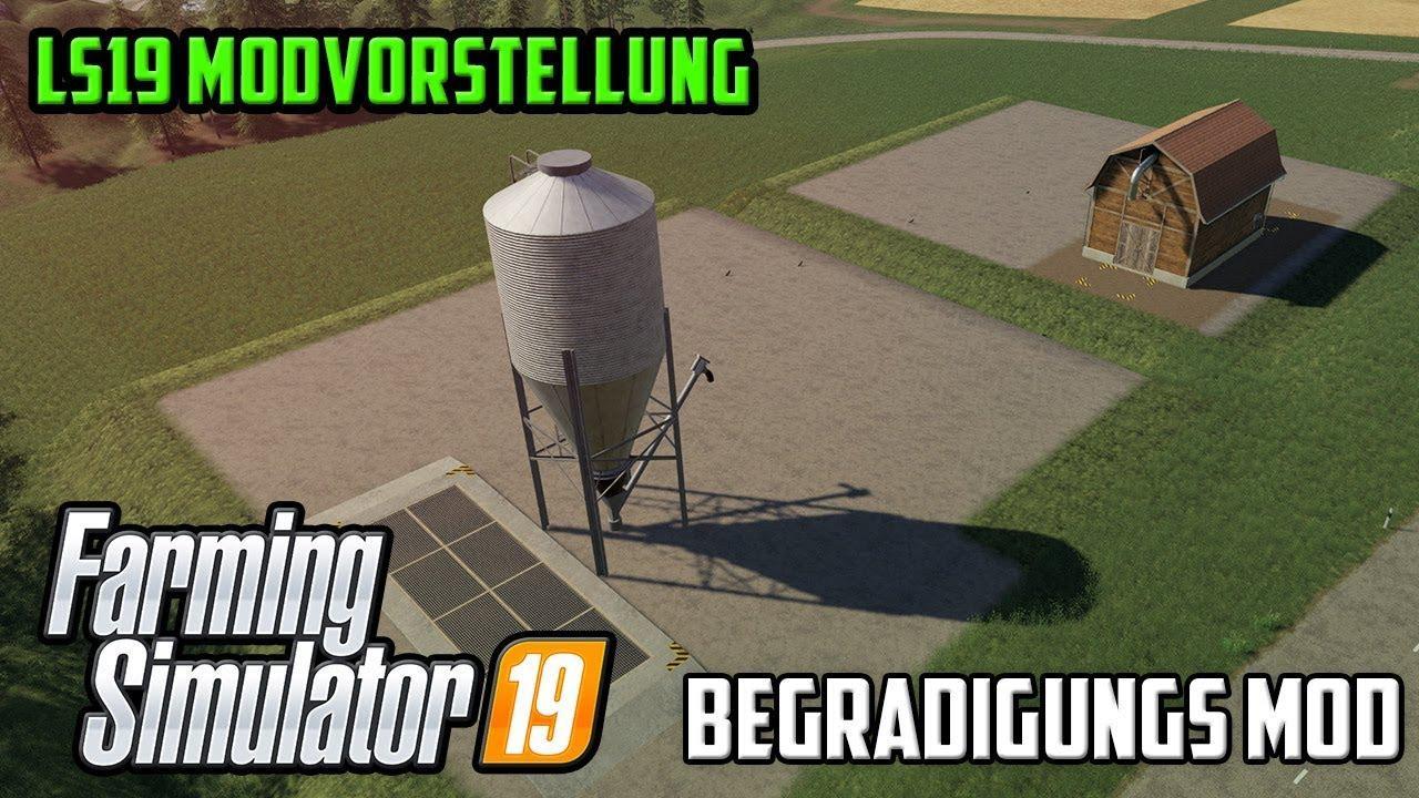 Straightening MOD v0 1 5 0 FS19 - Farming Simulator 19 Mod