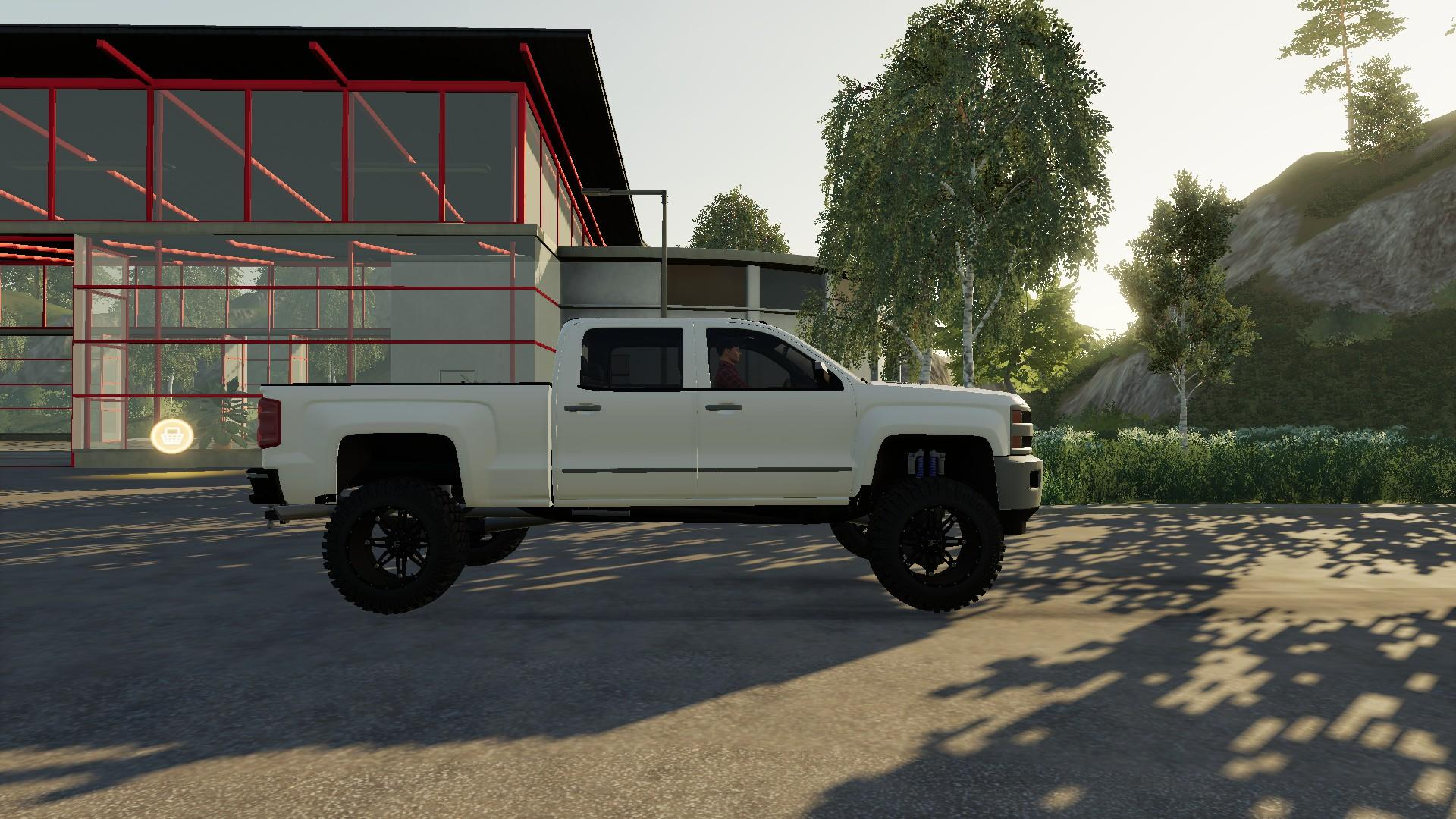 2016 Chevy 2500hd Duramax v1.2 FS19 - Farming Simulator 19 ...