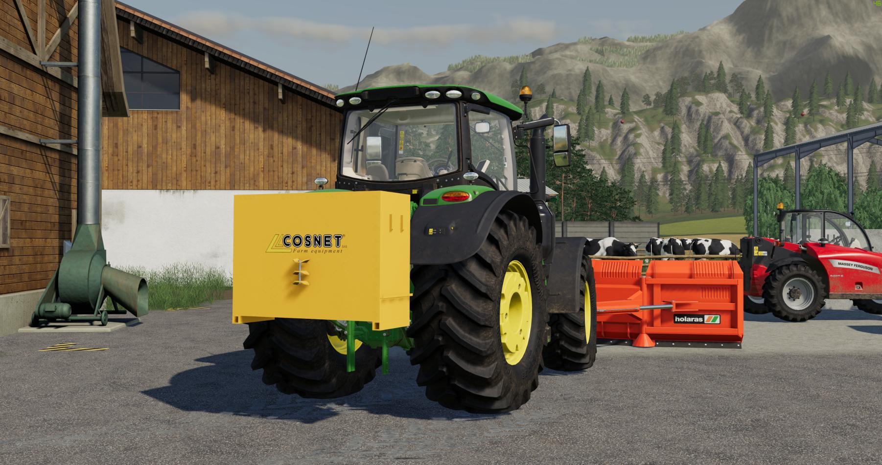 Cosnet Weight V1 0 Fs19
