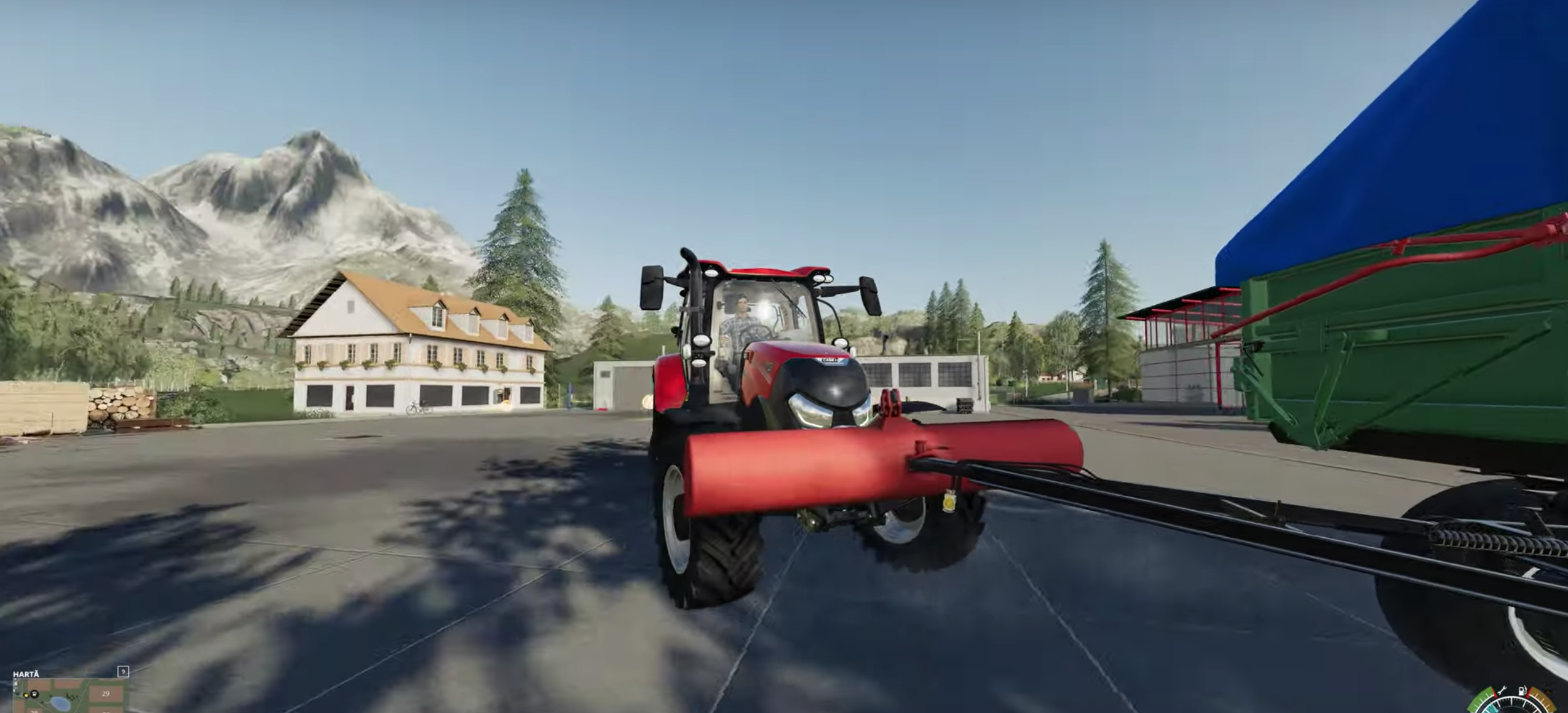 How to make FS 19 UDIM ( PBR ) textures - Farming Simulator