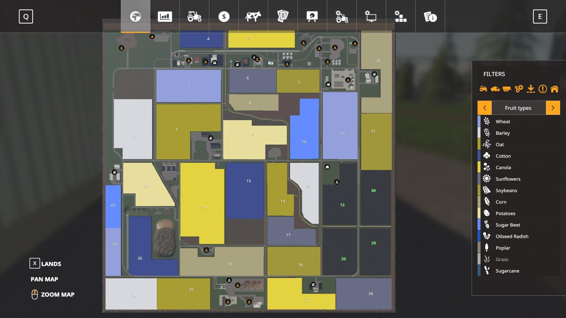 Michigan Map 19 v2.0 FS19 - Farming Simulator 19 Mod | FS19 mod
