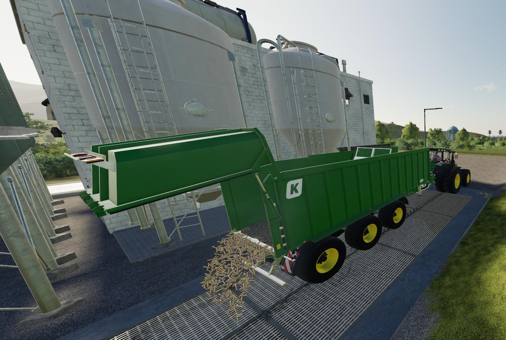 MULTI SILO NEW BUILT 950K FARMSILO V1 0 0 1a FS19 - Farming