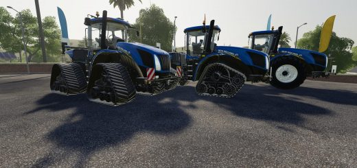 The newest FS19 Tractors and Combines was added! - Farming