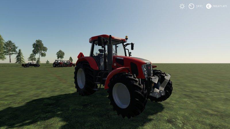 URSUS 15014 CONVERT FS19 - Farming Simulator 19 Mod   FS19 mod