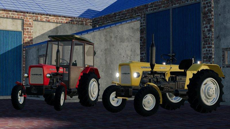 Rose Glen North Dakota ⁓ Try These Traktor Ursus C 330 4x4