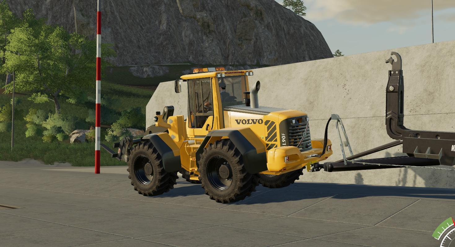 LS 19 Forklifts amp Excavators  Farming Simulator 19 mods