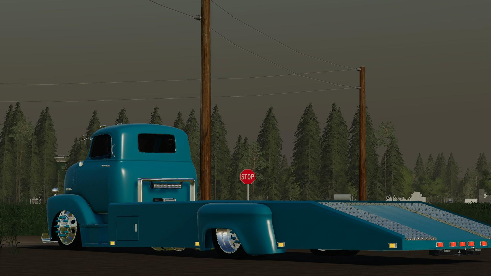 48 chevy ramp truck and 71 chevy c10 v1 0 fs19