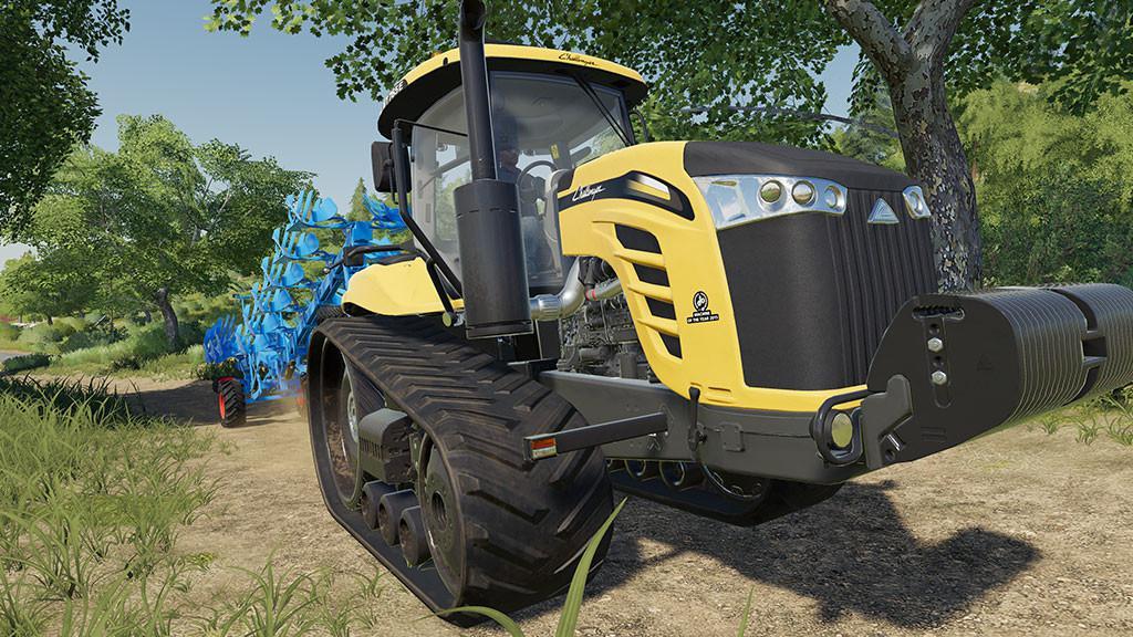 IMT 533 v1 0 FS19 - Farming Simulator 19 Mod   FS19 mod