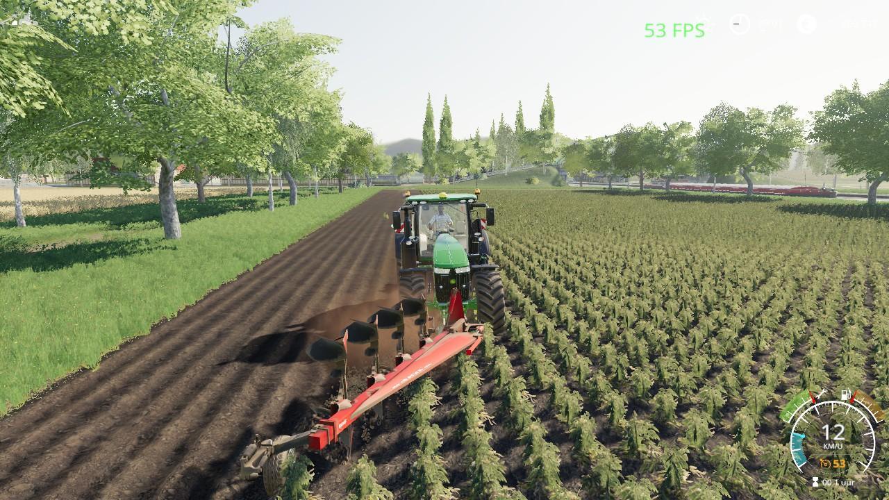 CSS kuhn vario front v1 0 0 FS19 - Farming Simulator 19 Mod | FS19 mod