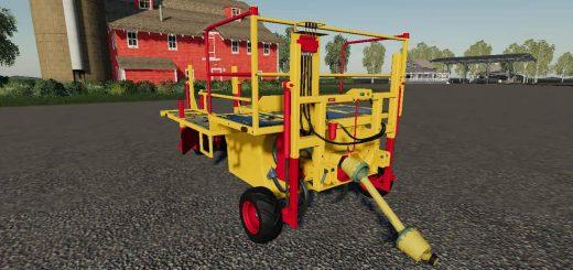 Stihl MS660 Chainsaw v1 0 FS19 - Farming Simulator 19 Mod