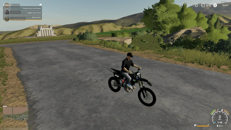 Ktm Dirtbike V1 0 FS19 - Farming Simulator 19 Mod | FS19 mod