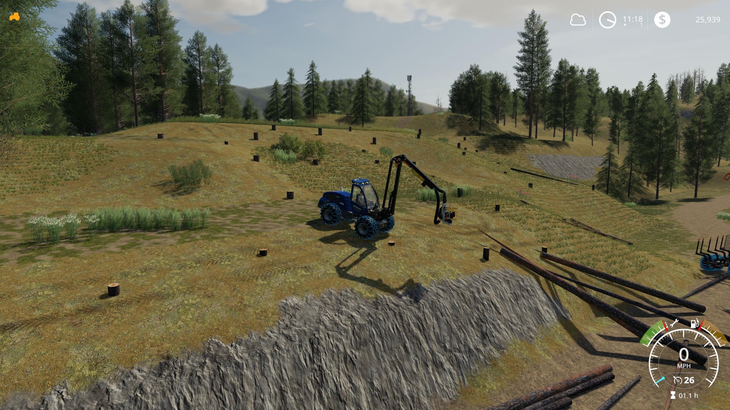 Logger Pack V1 0 Fs19