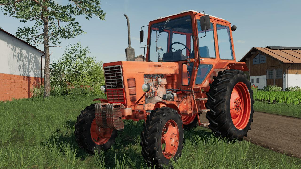 Mtz82 Tractor Fs19