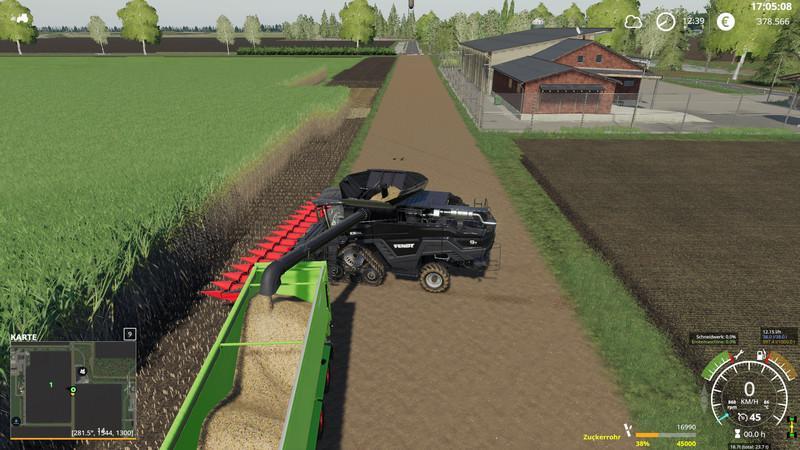 Zuckerrohr Ernter Pack v1 1 FS19 - Farming Simulator 19 Mod | FS19 mod