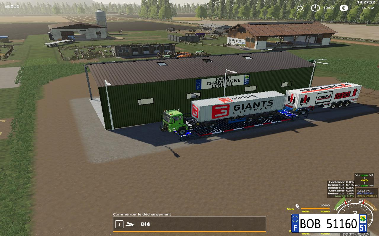 ATC Container Pack 2 reworked by BOB51160 v1 0 0 4 FS19