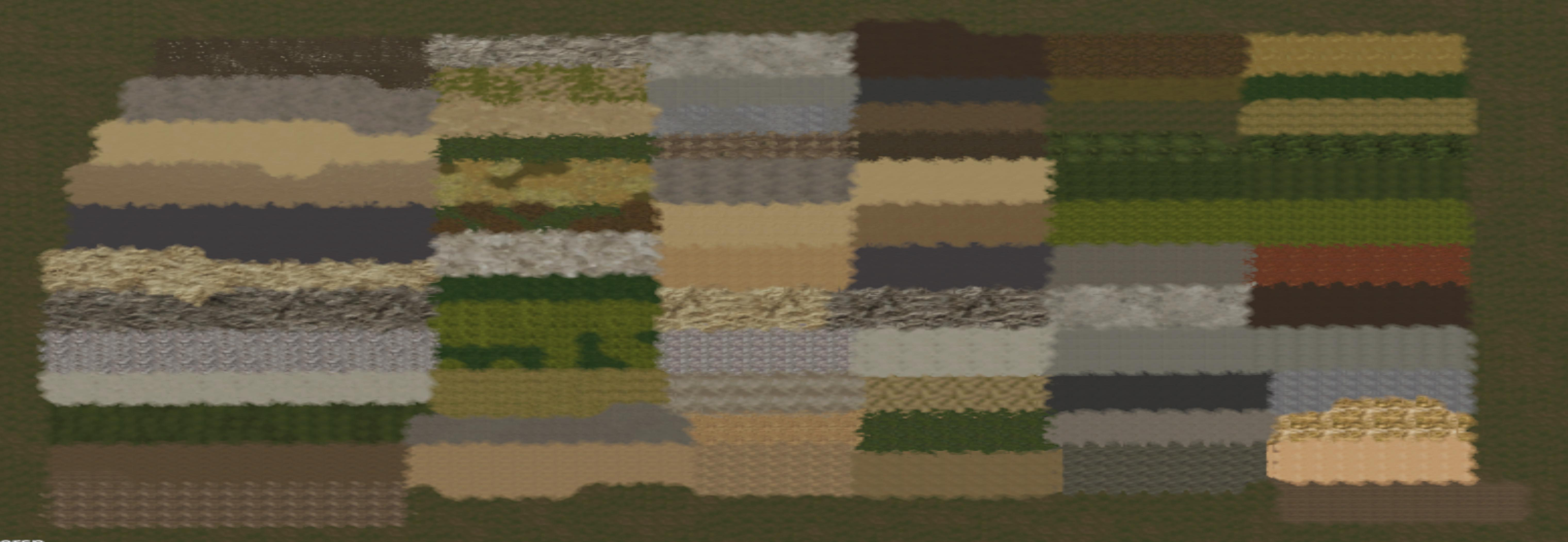 Blank 4x map with all textures V1 0 FS19 - Farming Simulator 19 Mod
