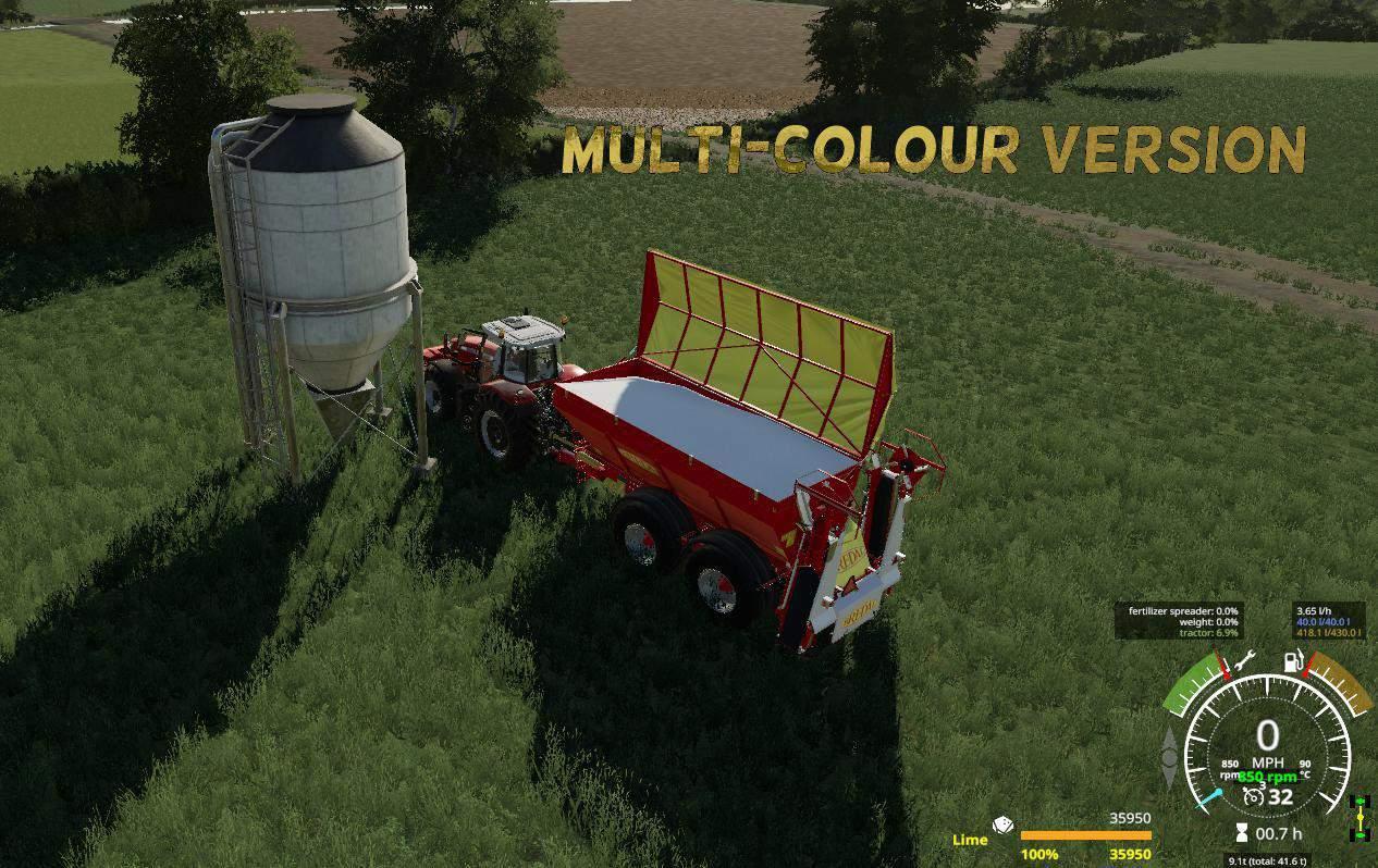 Rabe MKE 300 v1 2 FS19 - Farming Simulator 19 Mod | FS19 mod
