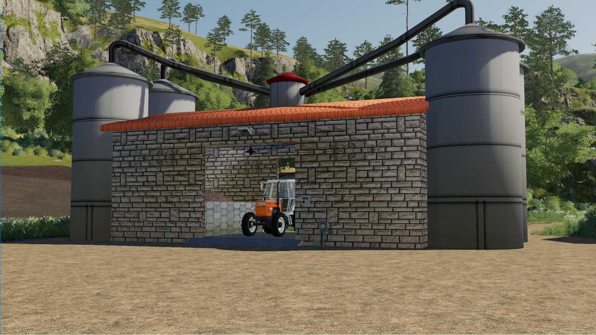 Farm Silo MultiStorage v1 02 FS19 - Farming Simulator 19 Mod