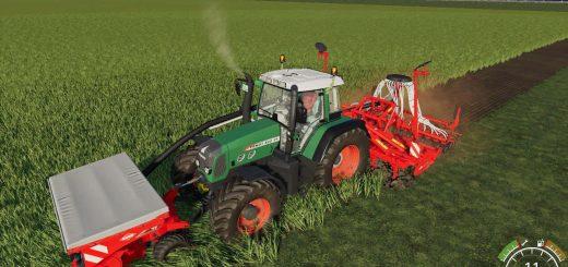 MB trac 800-900 v1 0 0 0 FS19 - Farming Simulator 19 Mod | FS19 mod
