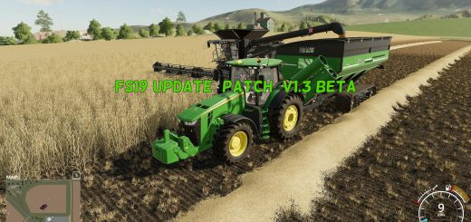 Farming Simulator 19 Update Patch 1 2 Fs19 Patch Updates