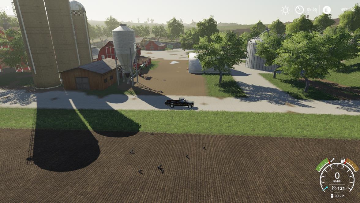 WestBridge Hills v1 0 FS19 - Farming Simulator 19 Mod   FS19 mod