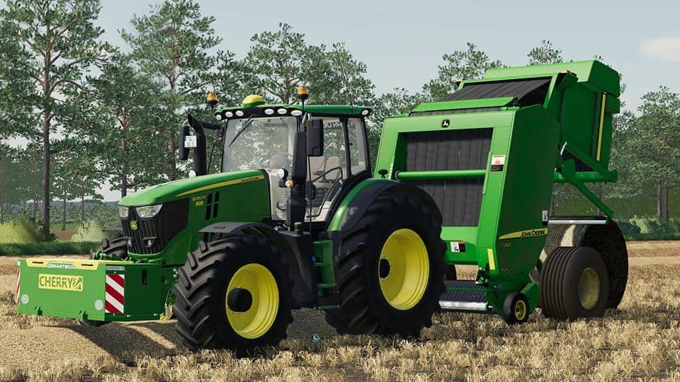 John Deere Mod Pack FS19 - Farming Simulator 19 Mod | FS19 mod