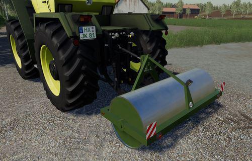 Lizard Rolla Wiesenwalze v1 0 0 0 FS19 - Farming Simulator