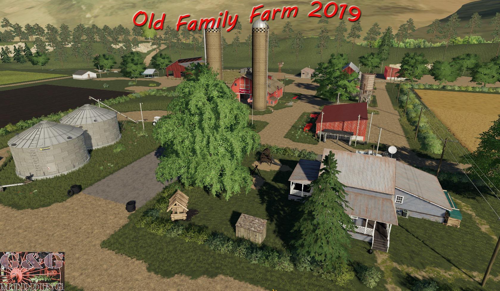 Old Family Farm v2.0 FS19 - Farming Simulator 19 Mod ...  Old Family Farm...
