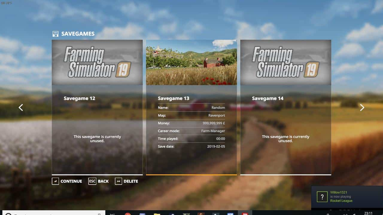 Save game (13) with unlimited money v1 0 0 0 FS19 - Farming