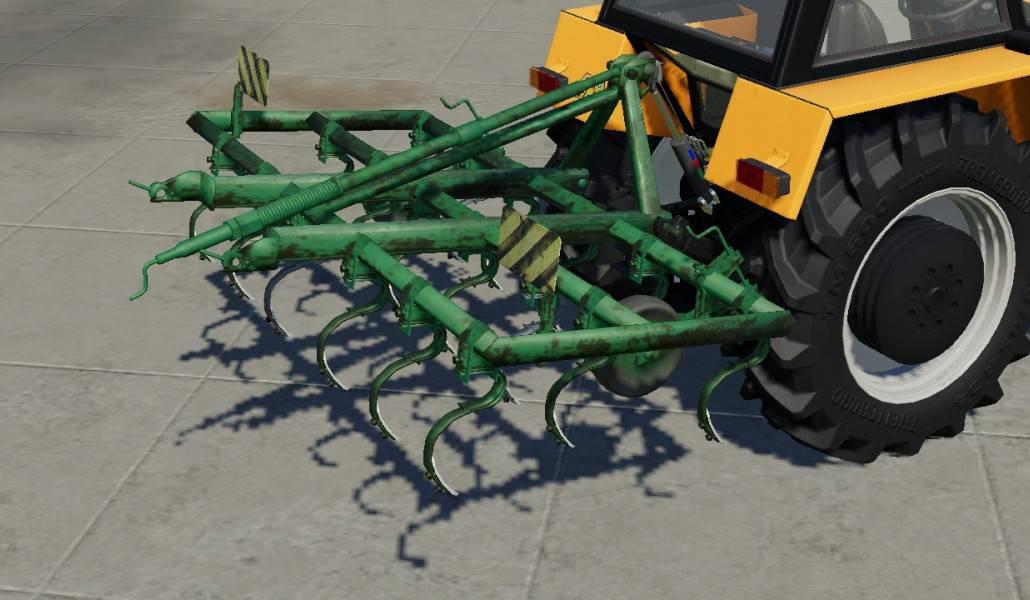 Unia Grudziac 2 7m V1 0 FS19 - Farming Simulator 19 Mod | FS19 mod