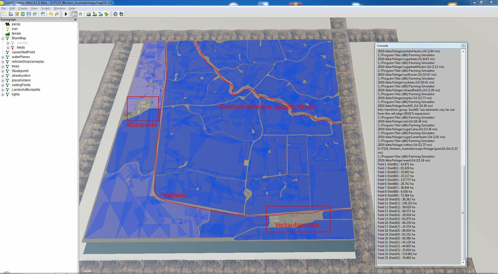 Maps 0.Western Australia V1 0 Fs19 Farming Simulator 19 Mod Fs19 Mod