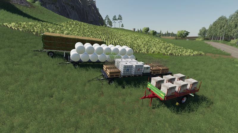 Autoload Pack v1 3 0 0 FS19 - Farming Simulator 19 Mod | FS19 mod